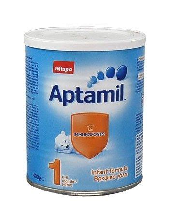APTAMIL  Адаптирано мляко за бебета 1  400гр.